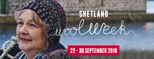 bb6bd39b7db We are thrilled to announce this year s Shetland Wool Week patron as  Shetland knitwear designer and handspinner