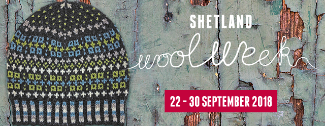 Free Knitting Pattern Shetland Wool Week