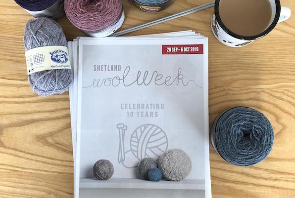 c1d383a4bea Shetland Wool Week 2019 Programme Launched