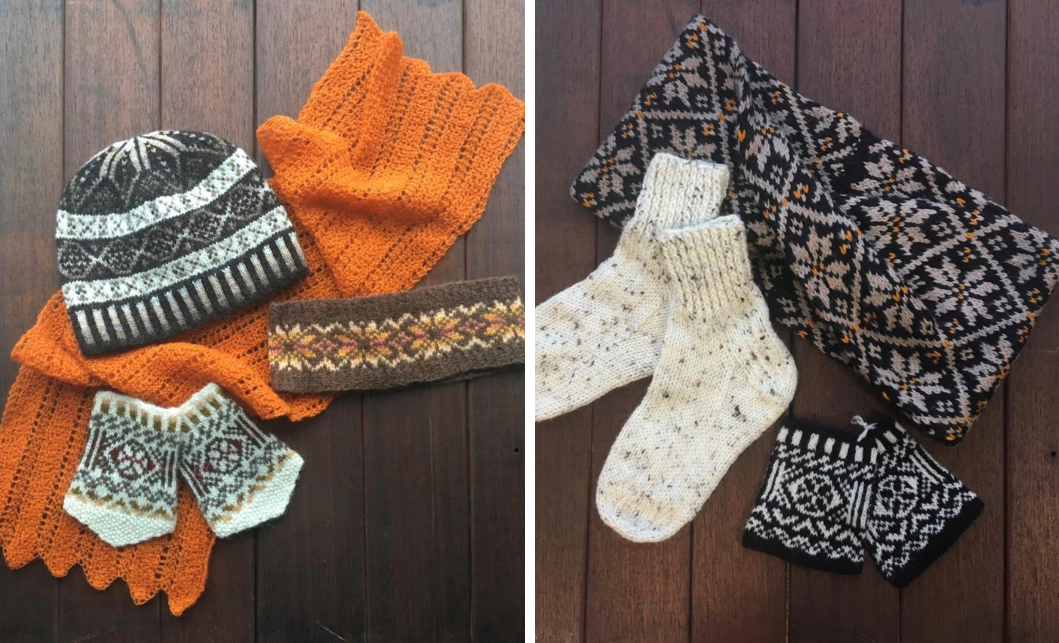 Extra warm baby socks for pet lovers with a paw pattern Excellent holiday knit for your sweetheart. Made of 100/% natural sheep wool